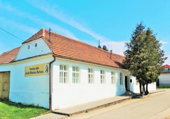 Memorial room of Jozef Miloslav Hurban in Hlboké