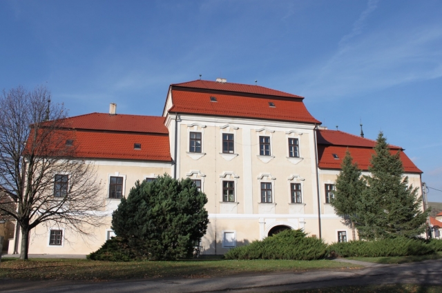 Nyáry manor house in Sobotište