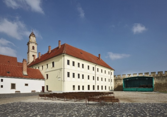 Franciscan church of Our Lady of Sorrows and monastery in Skalica